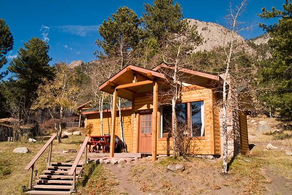 National Park Retreats cabins