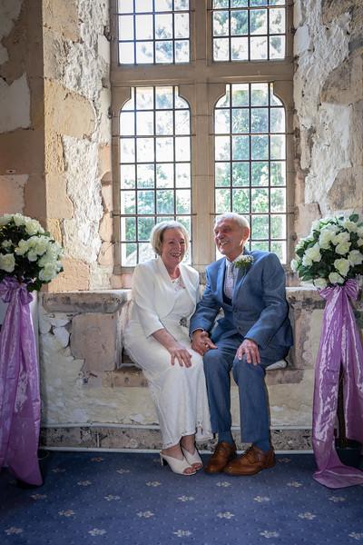 Alan and Shirley