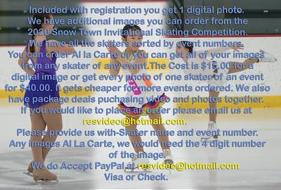 Events 64-65 Showcase Duet
