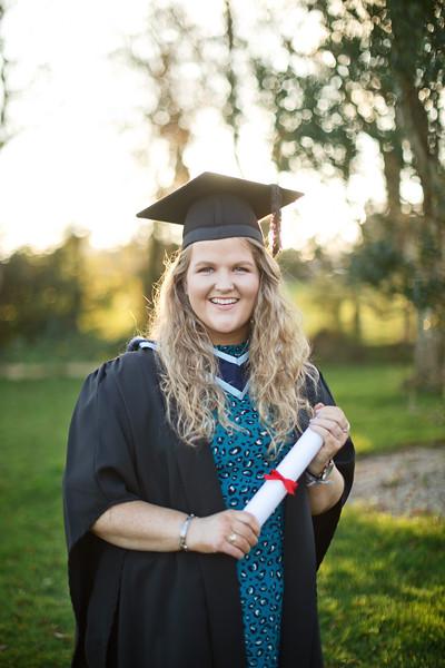 023 - Patricia Black - Graduation