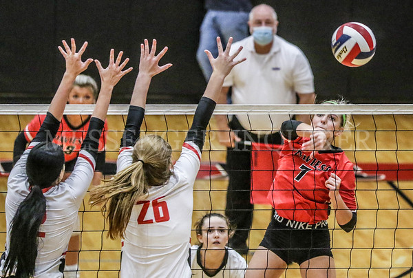 DCHS OHS Volleyball - 10-20-20 - Messenger-Inquirer