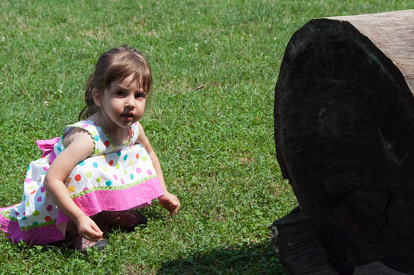 Elena & the Wood Fairies (Aug. 2011)