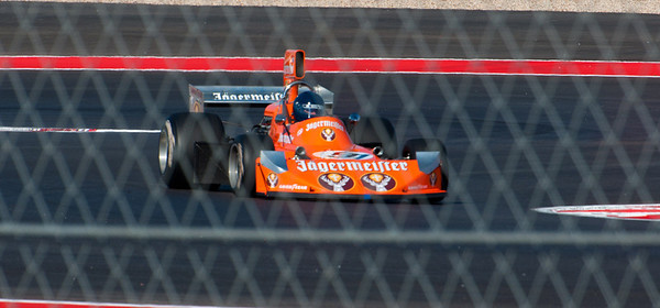 F1 race in Austin