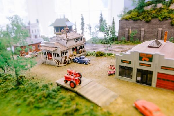 Train Set - Spofford