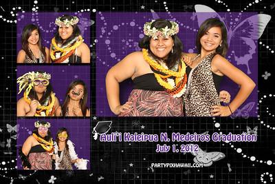 Auli'i Graduation (Multi-Photo Collage)