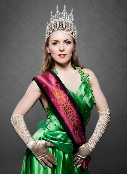 Miss Burlesque Ireland 2016 - Arlene Caffrey