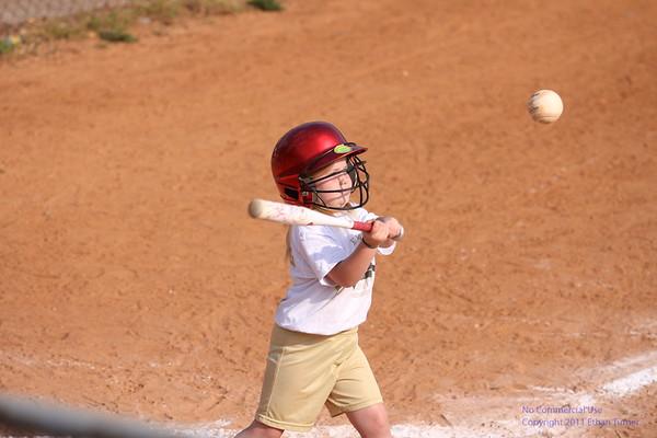 2011 Girls' Softball