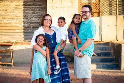 The Ellison Family 2016