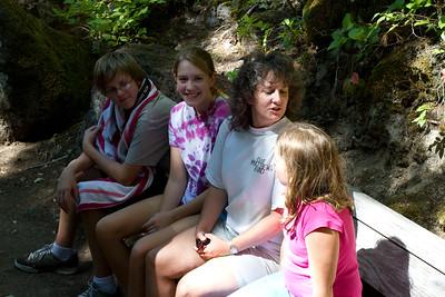 20100903 Camping - North Umpqua