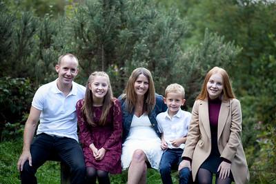 Suzy & Marks family