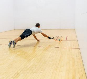 2018-10-28 Mens Singles - Open Final Sebastian Franco over Troy Warigon