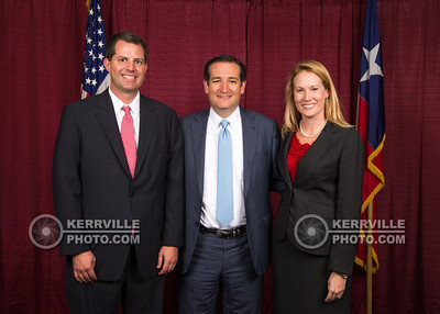 Senator Ted Cruz visits Kerrville