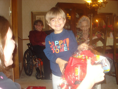 Jonah's Birthday 2012