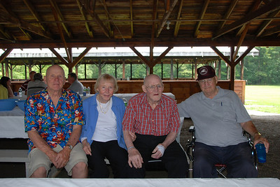 Sherwood Family Reunion 7-10-10
