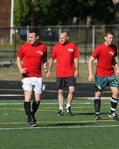 FHS 2008 Soccer Alumni Game