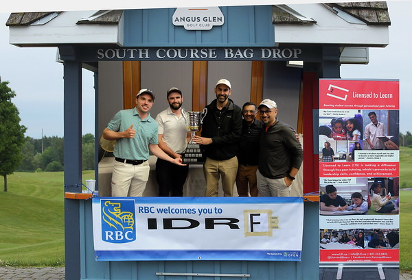 IDRF Annual Golf Tournament 2018