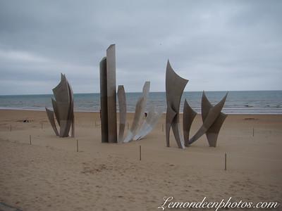 Omaha Beach-Saint Laurent Sur Mer