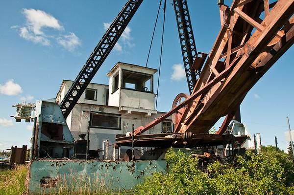 2009-08 The Dredge