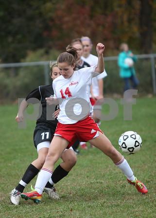 Lenape Valley vs Walkill Valley Girls Varsity Soccer
