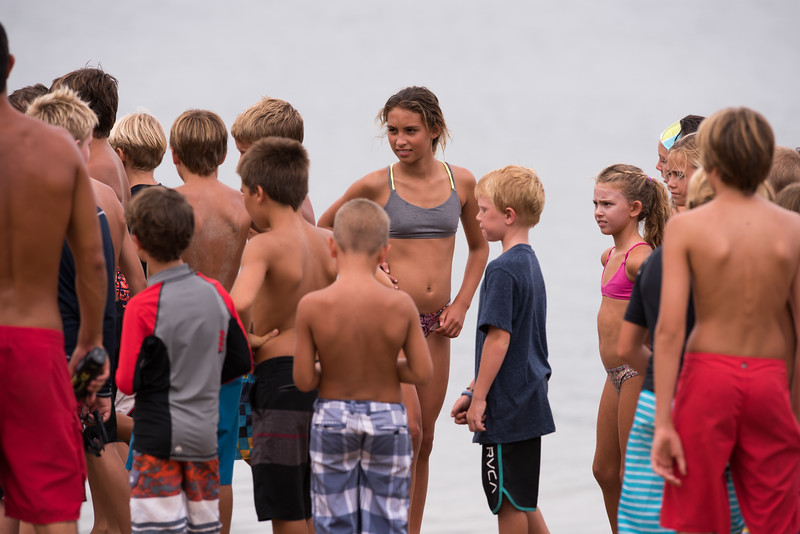 Lifeguard Standout
