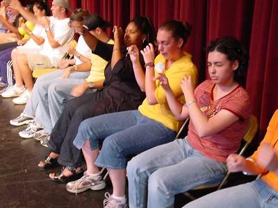 Western Maryland College... September 21, 2001