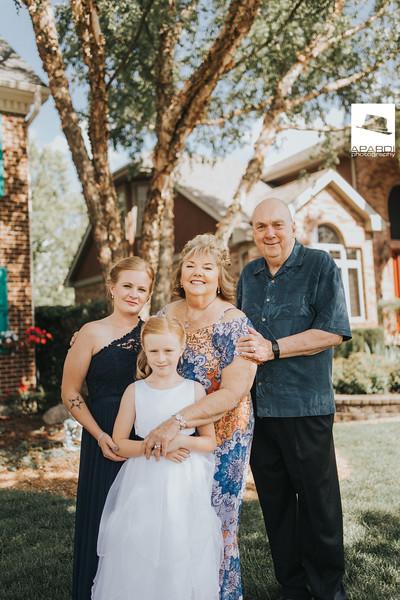 Corey KDot Family Shots