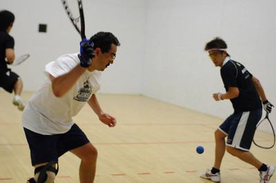 2007-06-09 Richard Simmons/Dan Arnold vs Shimizo Hisao/Michimune Kono (Men's Open Doubles Semi Finals)