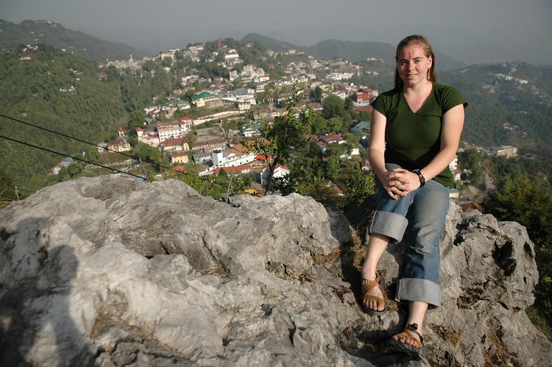 Mussoorie: Cheryl Deutsch