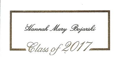 Hannah's Graduation May 2017