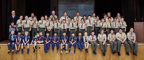 2017 Cub Scouts