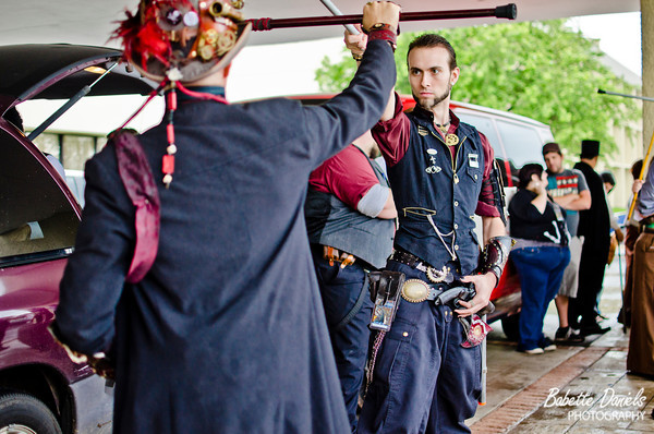 Steampunk Worlds Faire 2011