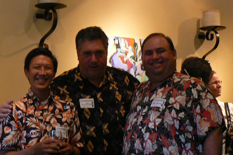 Brotherhood of the Hawaiian Shirts