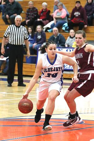 Girls Basketball v. Crandon