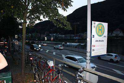 Drive Dusseldorf - Heidelberg - 1 Aug 10