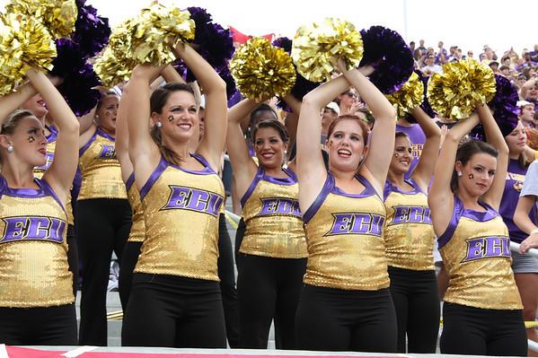 9-11-2010 ECU vs Memphis