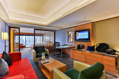Pan Pacific Singapore (Harbour Studio Suite)