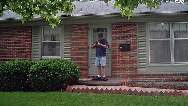 June 11 - 14, 2003:  Welcome to Columbia, Missouri .  .  .