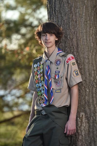 Casey P - Eagle Portraits