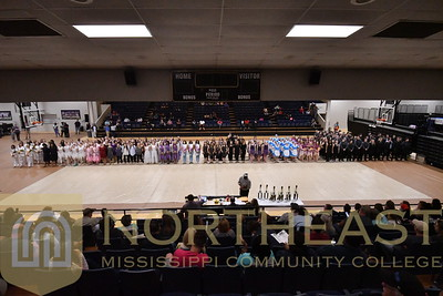 2019-03-22 BAND Indoor Winter Guard Awards and Groups