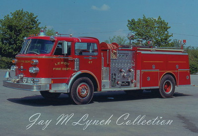 LeRoy Fire Department