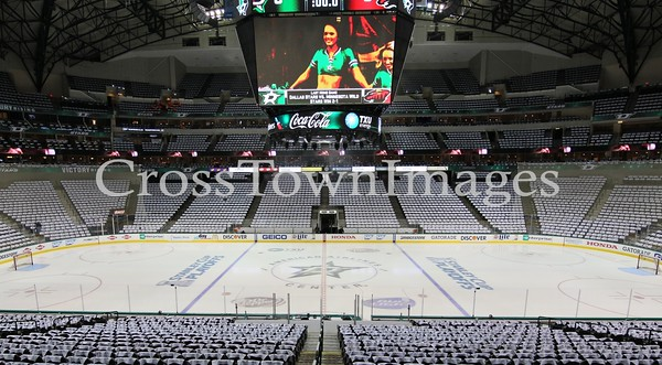 Stars vs Wild Playoffs Game 5