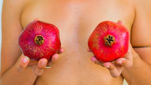 Breasts & Fruit ~ The Movie
