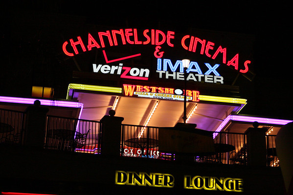 Channelside Imax Sex in the City 2 Opening Night