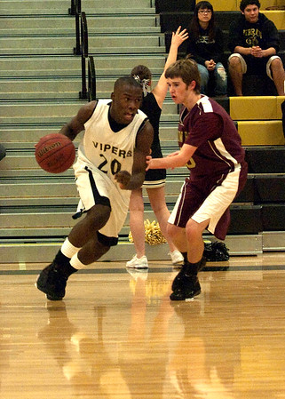Basketball JV Boys vs Shadow Ridge 1/6/2010