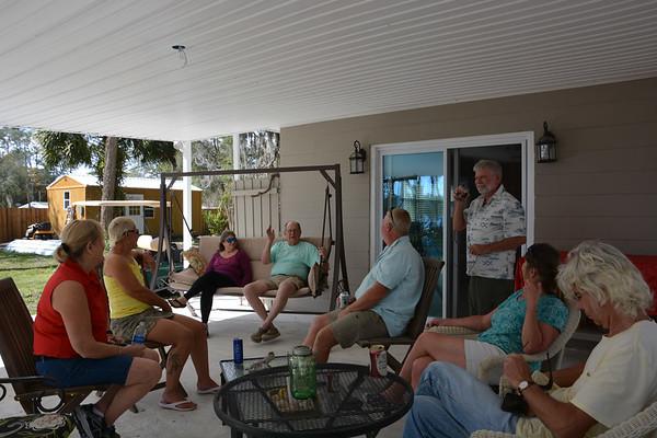 Cruisers Invade Palatka Florida