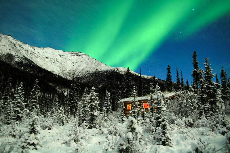 Northern Lights #2, Brooks Range, Alaska
