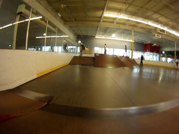 3-25-12, Mekos Skate Session