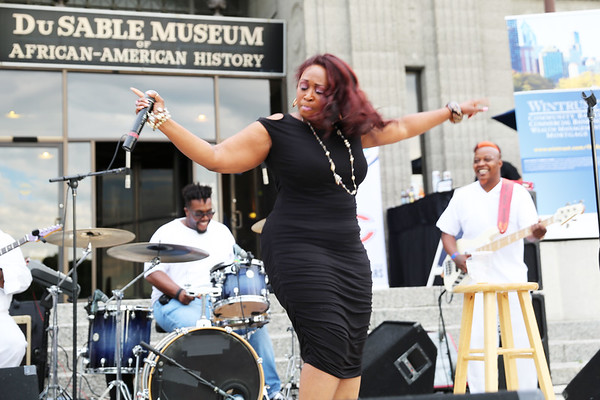 Tribute To Eartha Kitt & Dianah Washington - Terisa Griffin 6-21-17