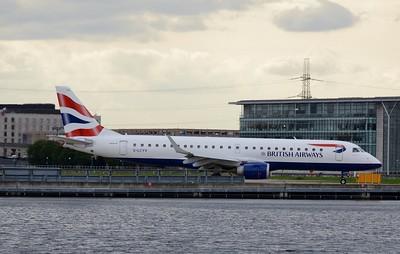 London City Airport 7 June 2017