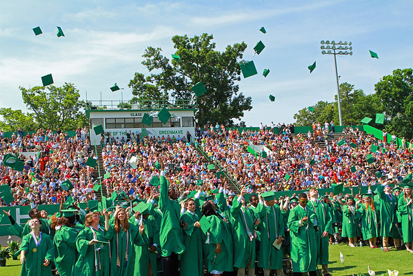 2012 Ashbrook Graduation - 6/9/12